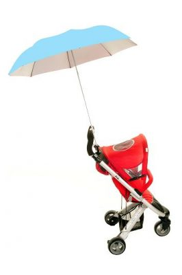 Buggy Brolly - Light Blue