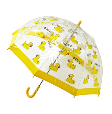 Childrens PVC Umbrella - Ducks