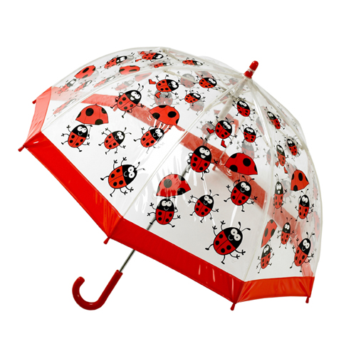 Childrens LadyBird Umbrella