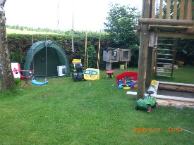 The TidyTent - perfect for your childs toys!