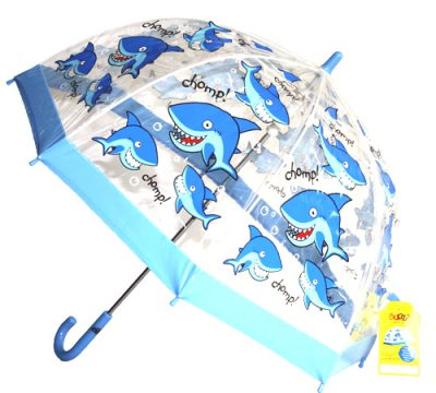 Childrens Shark Umbrella