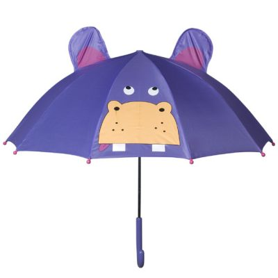 Childrens Hippo Umbrella