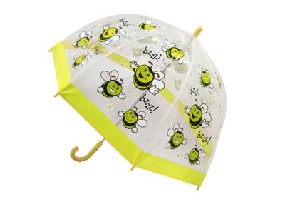 Childrens PVC Umbrella - Bee