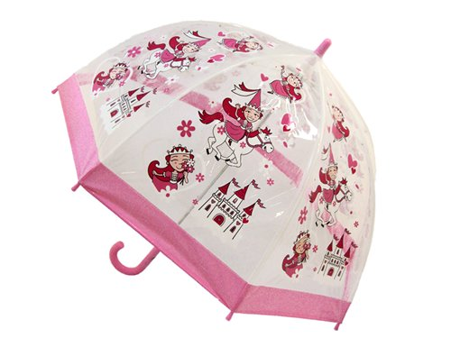 Childrens Princess Umbrella
