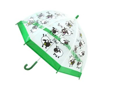 Childrens PVC Umbrella - Sheep